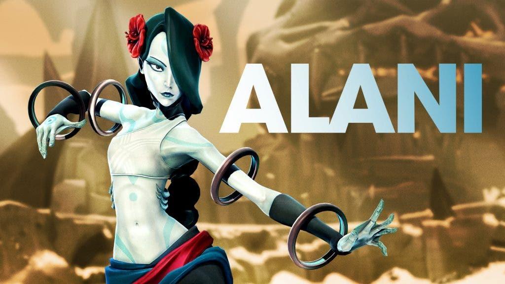 Alani battleborn pc xbox one playstation4
