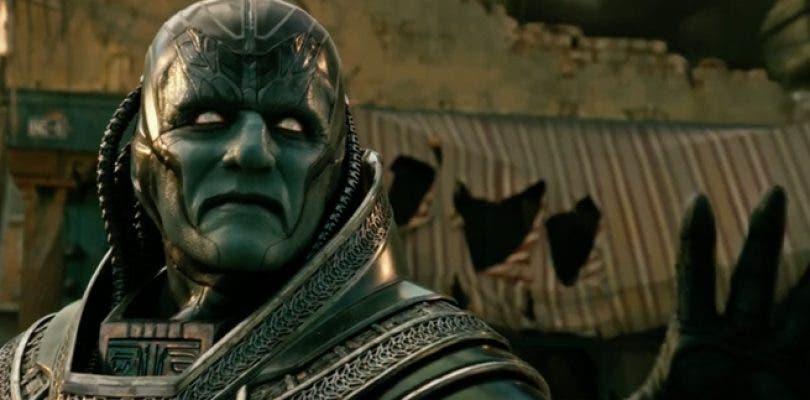 Se revelan los poderes de Apocalipsis en X-Men: Apocalipsis