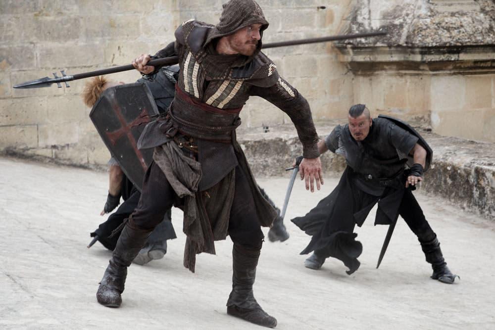 Areajugones Assassin's Creed