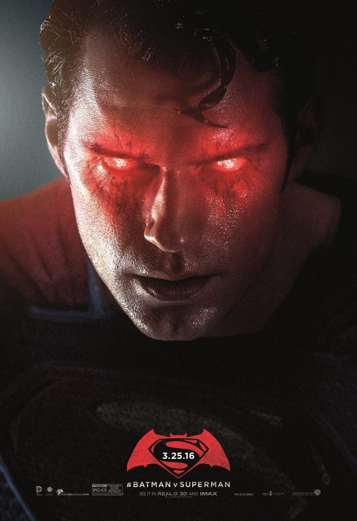 Areajugones Batman v Superman póster 2