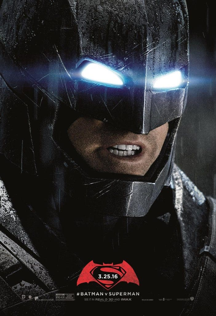 Areajugones Batman v Superman póster
