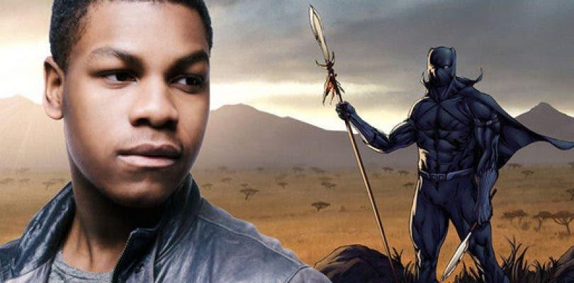 John Boyega podría sumarse al reparto de Black Panther