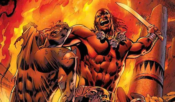 Areajugones Killmonger Black Panther