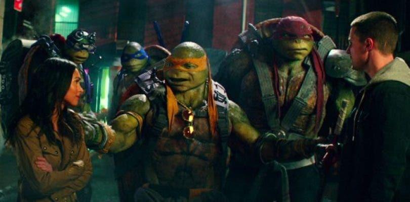 Se muestran nuevos spots de Ninja Turtles: Fuera de las Sombras