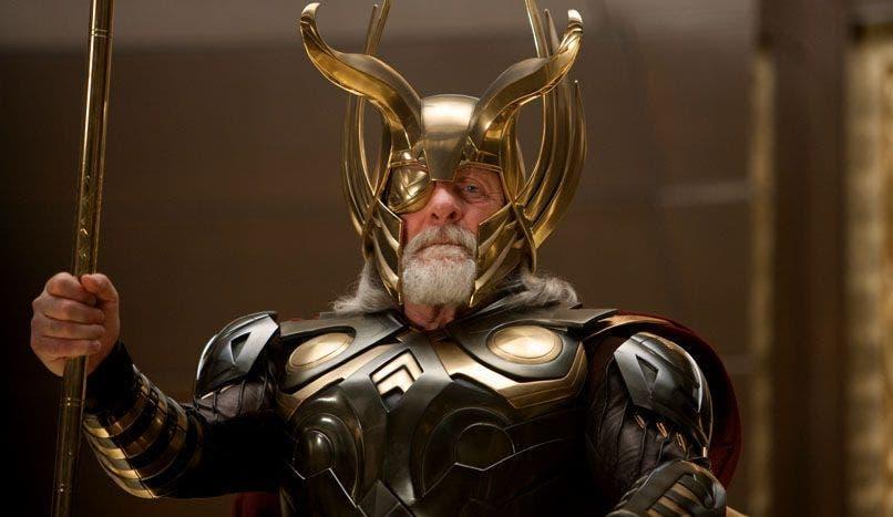Areajugones Odin Thor