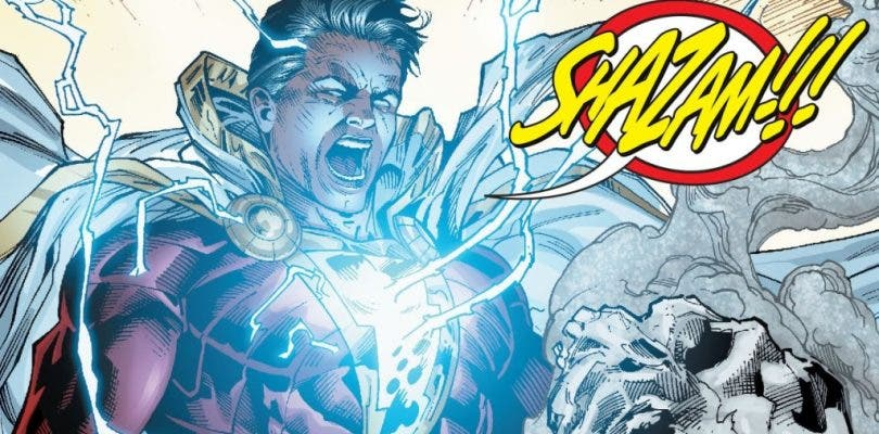 Se confirma que Shazam! formará parte del Universo Extendido DC