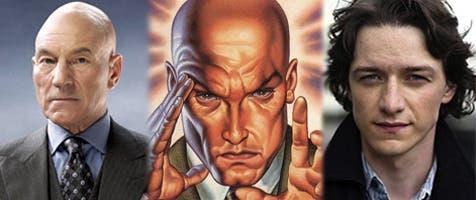 Areajugones X-Men Profesor X