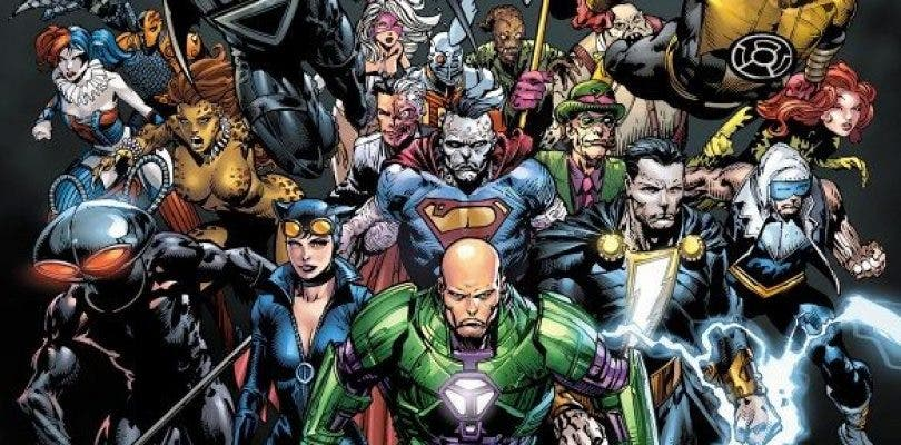 Continúan los rumores sobre el villano de Justice League