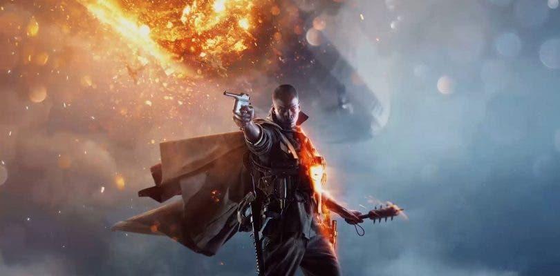 Battlefield 1 no cuenta con audio spotting