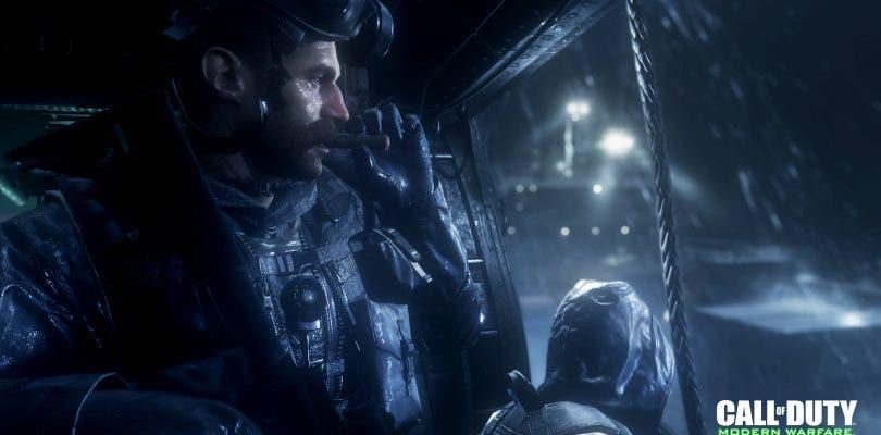 Comparativa de Call of Duty 4: Modern Warfare vs. Remastered