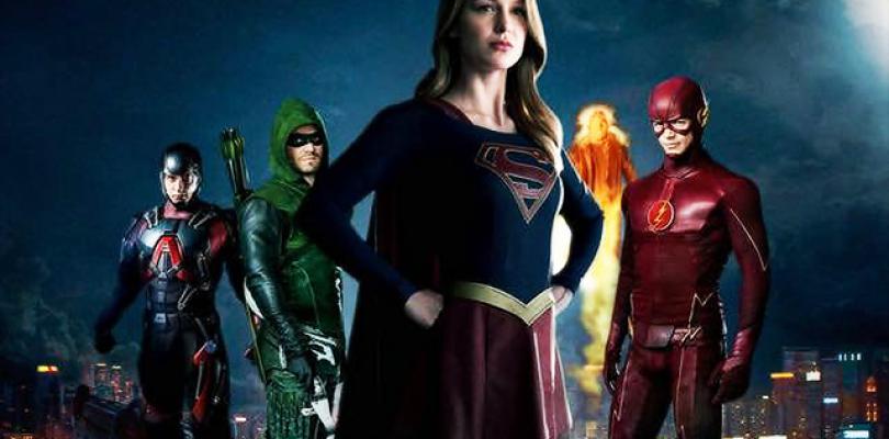 Flash, Arrow, Supergirl y Legends of Tomorrow tendrán un crossover