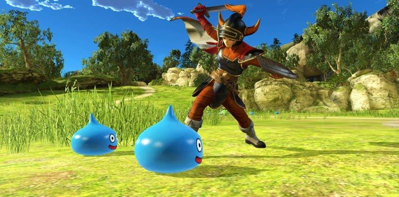 Dragon Quest Heroes II se muestra en un nuevo vídeo