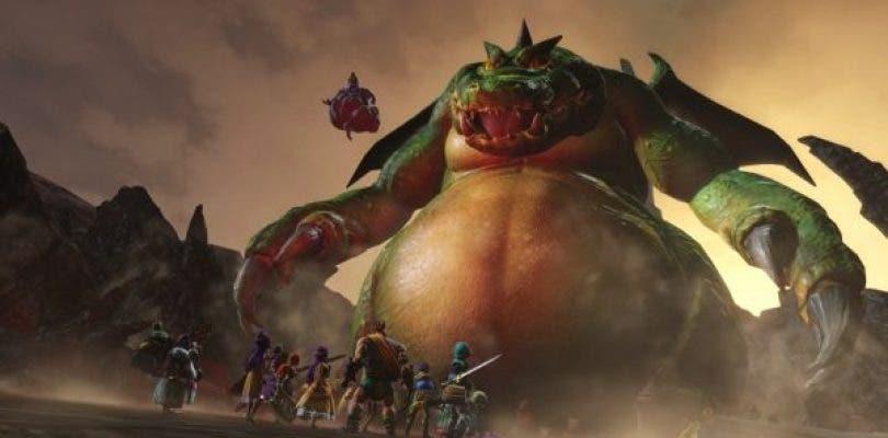 Dragon Quest Heroes II se muestra en nuevas imágenes y vídeos