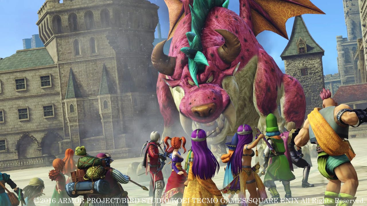 Dragon quest heroes 2 screenshots (5)
