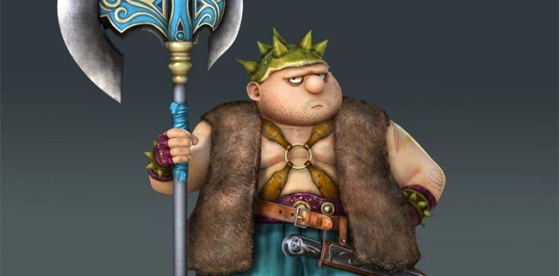 El multijugador de Dragon Quest Heroes II se muestra en imágenes