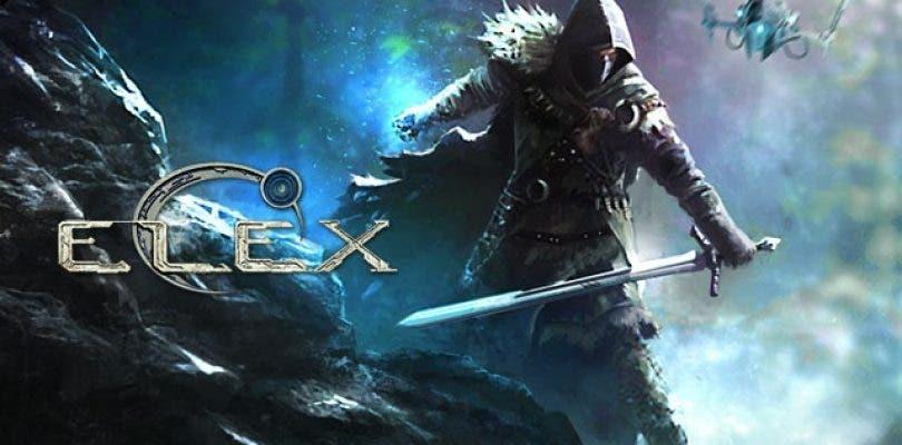 Elex ofrece nuevos y detalles y muchas nuevas imágenes
