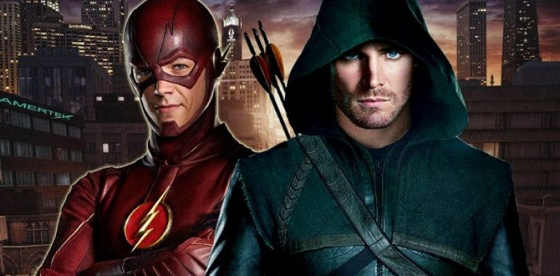 Nuevas promos del regreso de The Flash y Arrow