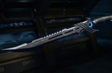 Forjada en la vida real la espada de Call of Duty: Black Ops III