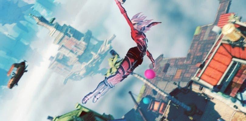 Nuevos personajes y mapas de Gravity Rush 2
