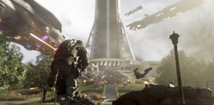 Nuevas imágenes promocionales de Call of Duty: Infinite Warfare