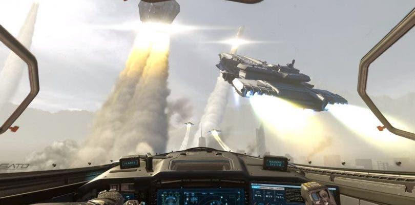 """Infinite Warfare es una """"evolución en el sistema de movimiento"""""""