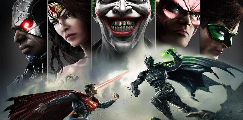 Injustice: Gods Among Us y Haunted House son retrocompatibles