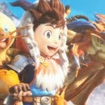 Se muestra la edición especial del Monster Hunter Stories
