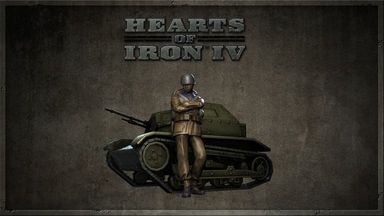 Hearts of iron 4 miniatura