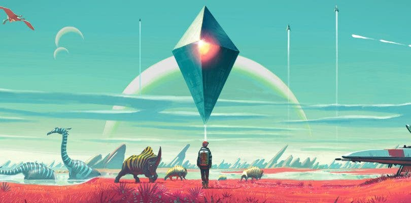 No Man's Sky despega en un mes
