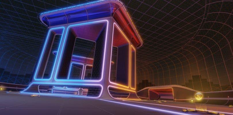 Rocket League introducirá en junio un nuevo terreno de juego