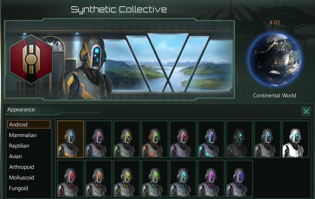 Stellaris Robots
