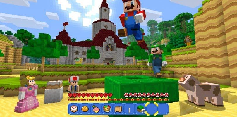El bug que hace capturas de Minecraft en Switch será corregido