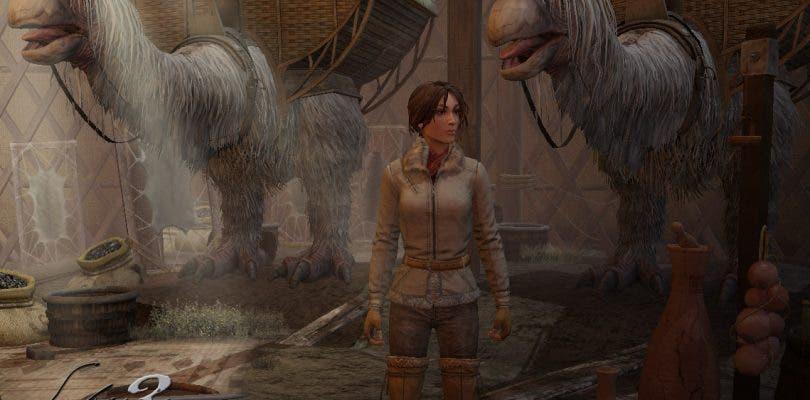Primer gameplay de Syberia 3