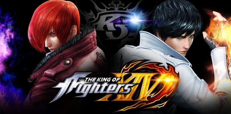 Se muestran los personajes disponibles en The King of Fighters XIV