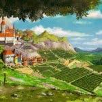 Así es Toussaint, la zona de la próxima expansión de The Witcher 3