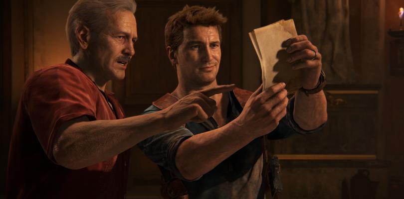 Uncharted 4 recibirá la próxima semana su primer DLC