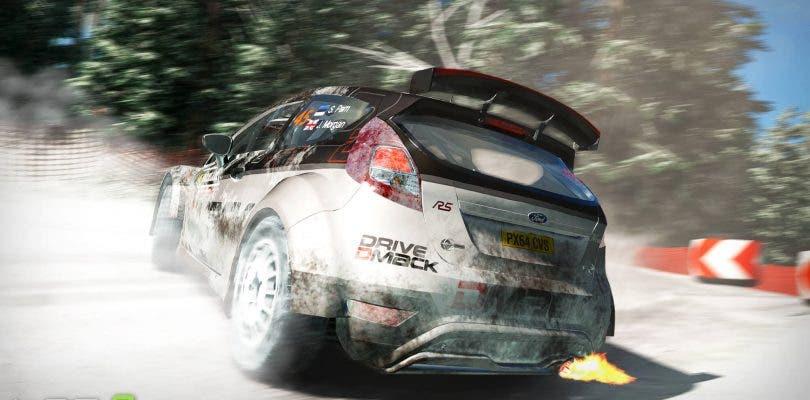 WRC 6 llegará este otoño