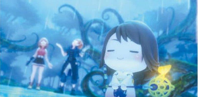 Nueva galería de imágenes de World of Final Fantasy