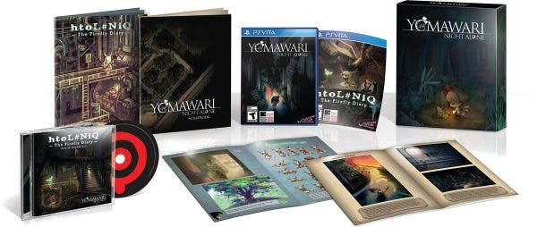 Yomawari-limited edition