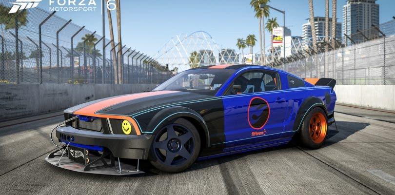 Ya a la venta el DLC de Hot Wheels para Forza Motorsport 6