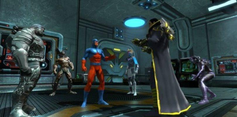 Los personajes de Legends of Tomorrow llegan a DC Universe Online