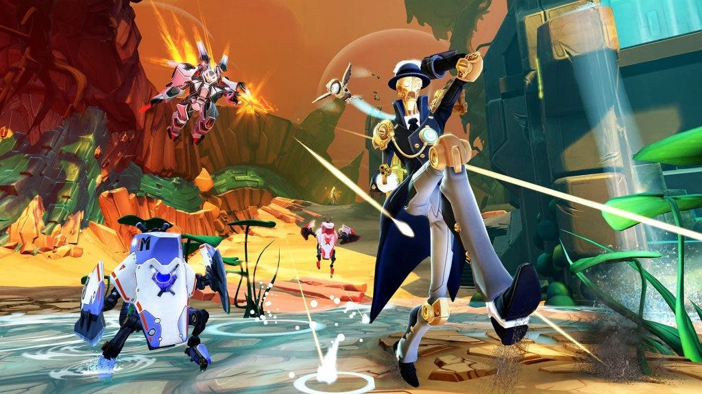 battleborn marquis run