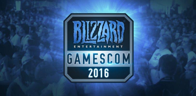 Blizzard acudirá a la feria alemana Gamescom 2016