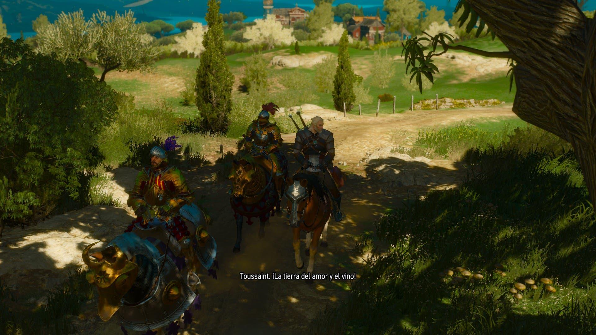 La llegada del brujo a Toussaint
