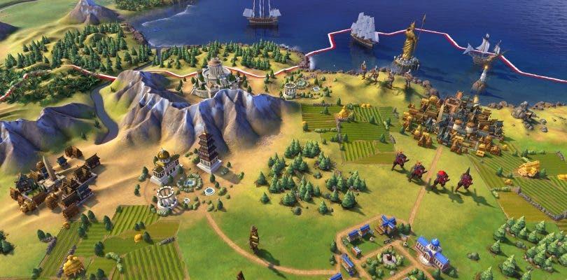 Sid Meier's Civilization VI muestra la civilización japonesa