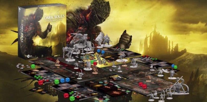 El juego de mesa de Dark Souls arrasa en Kickstarter