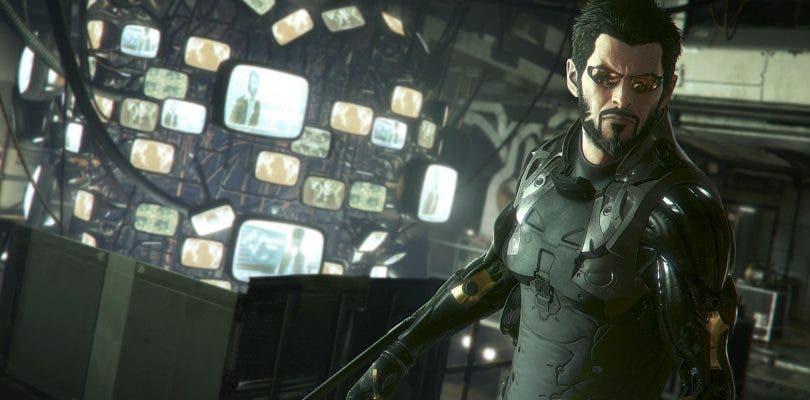 Se publica un tráiler de imagen real de Deus Ex: Mankind Divided