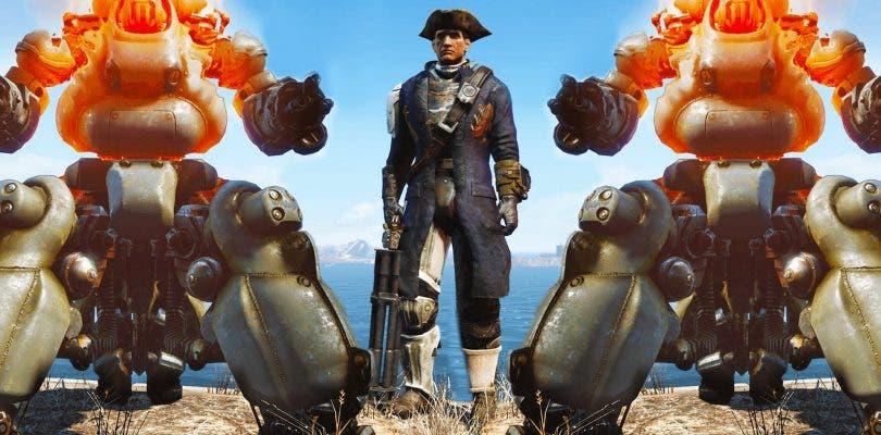 Nuevos detalles acerca de los mods de Fallout 4 en consolas