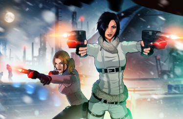 Fear Effect Sedna recibe su primer vídeo gameplay