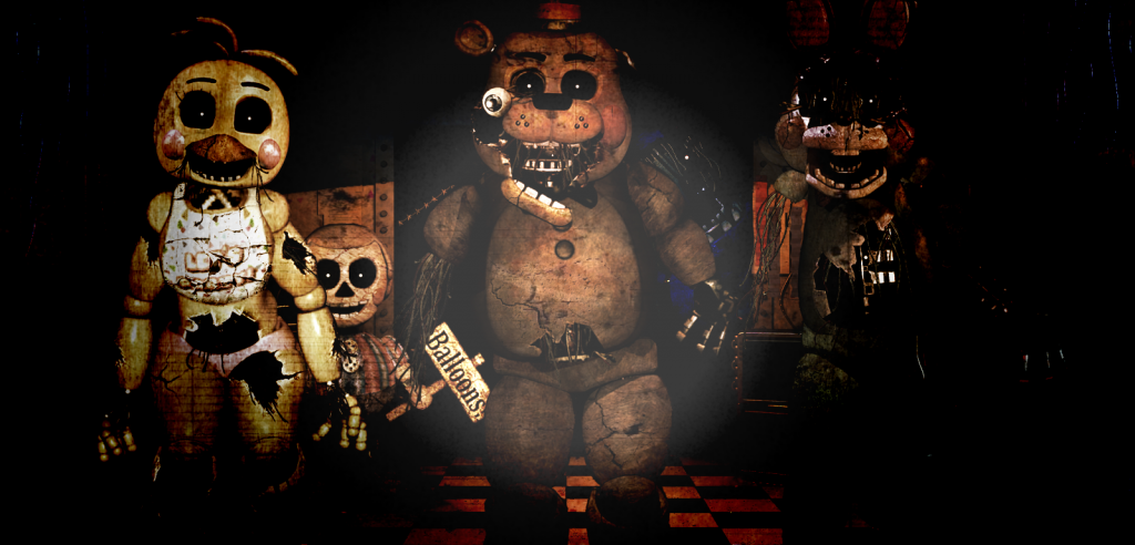 five-nights-at-freddy-scary